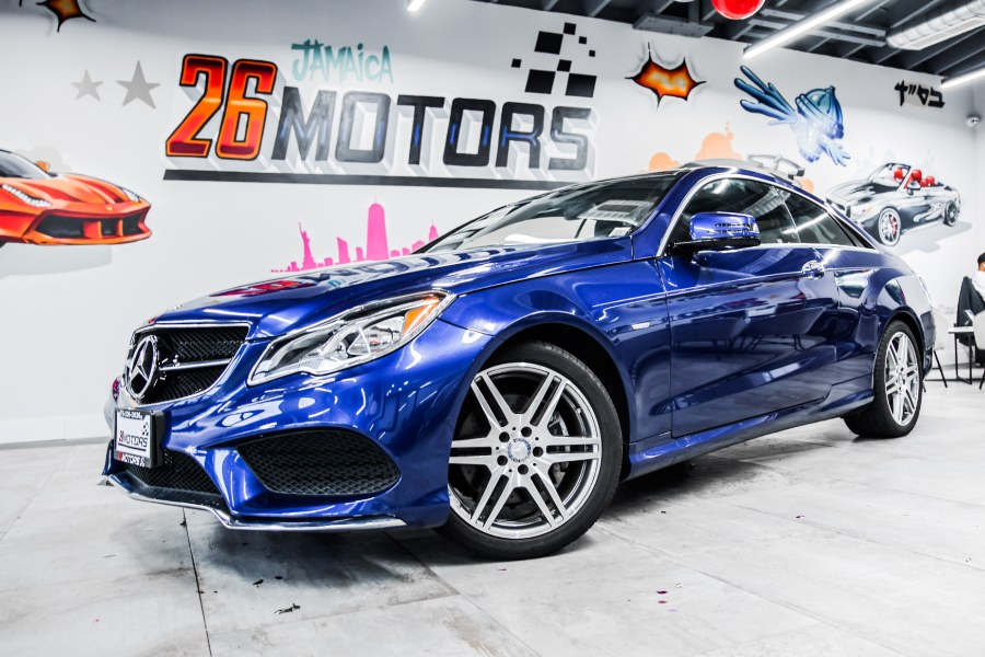Used 2017 Mercedes-Benz E-Class Coupe in Hollis, New York | Jamaica 26 Motors. Hollis, New York
