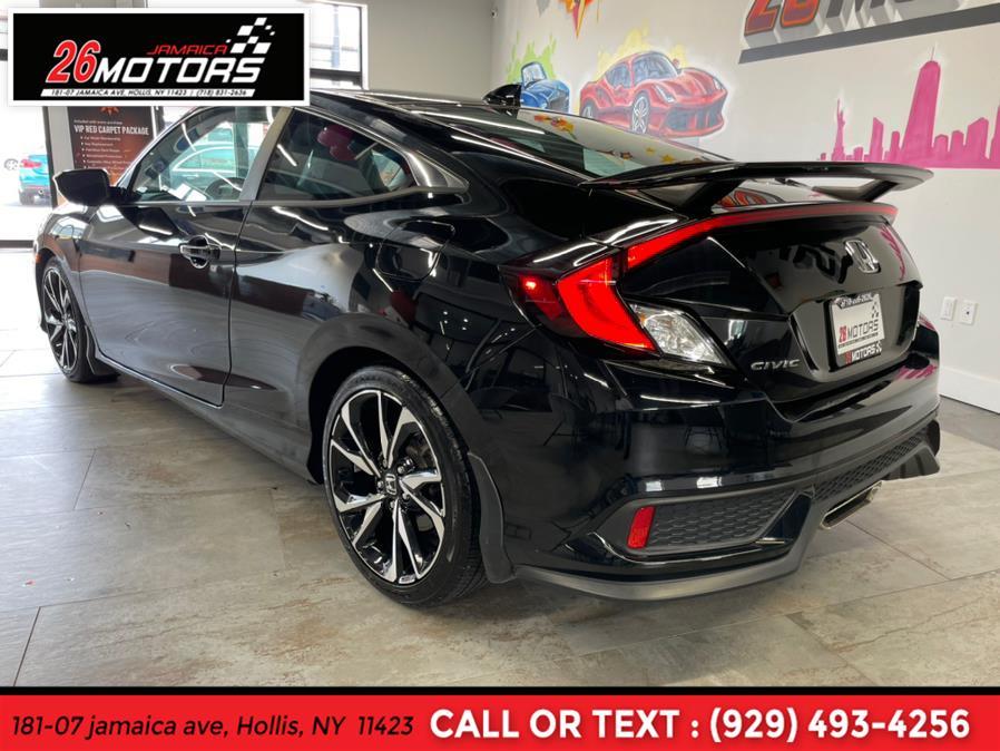 Used Honda Civic Si Coupe Si Manual 2018 | Jamaica 26 Motors. Hollis, New York