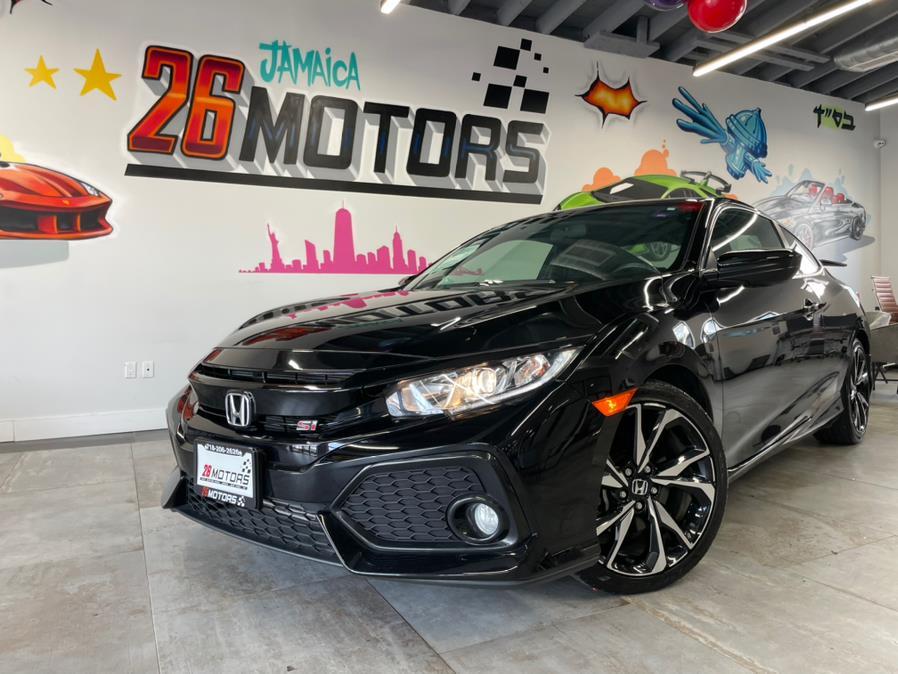 Used 2018 Honda Civic Si Coupe in Hollis, New York | Jamaica 26 Motors. Hollis, New York