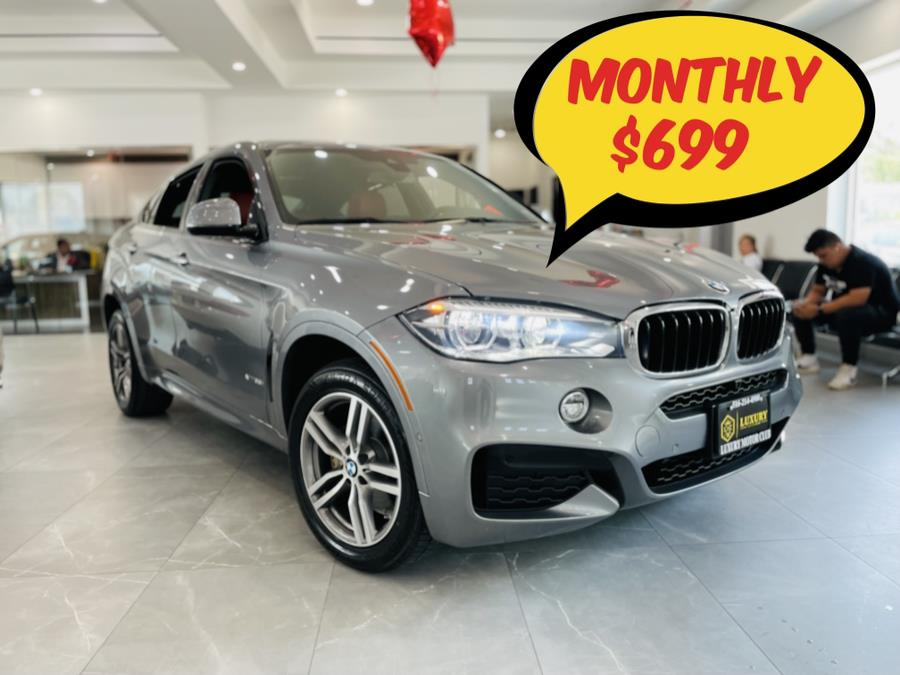 Used 2019 BMW X6 in Franklin Square, New York | C Rich Cars. Franklin Square, New York