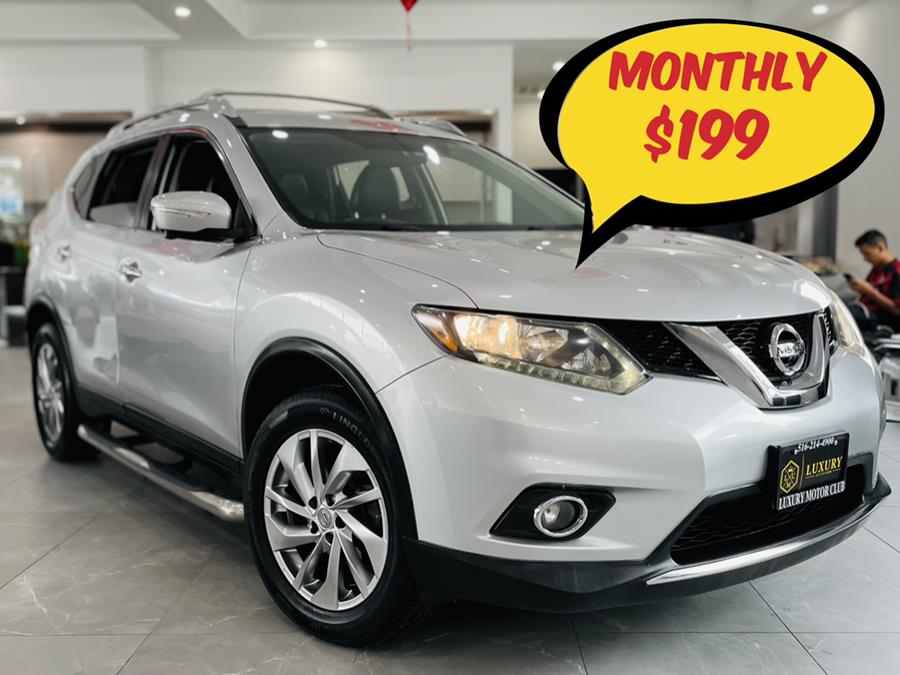 Used 2015 Nissan Rogue in Franklin Square, New York | C Rich Cars. Franklin Square, New York
