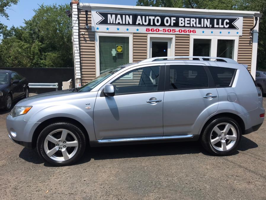 Used Mitsubishi Outlander 4WD 4dr XLS 2009 | Main Auto of Berlin. Berlin, Connecticut