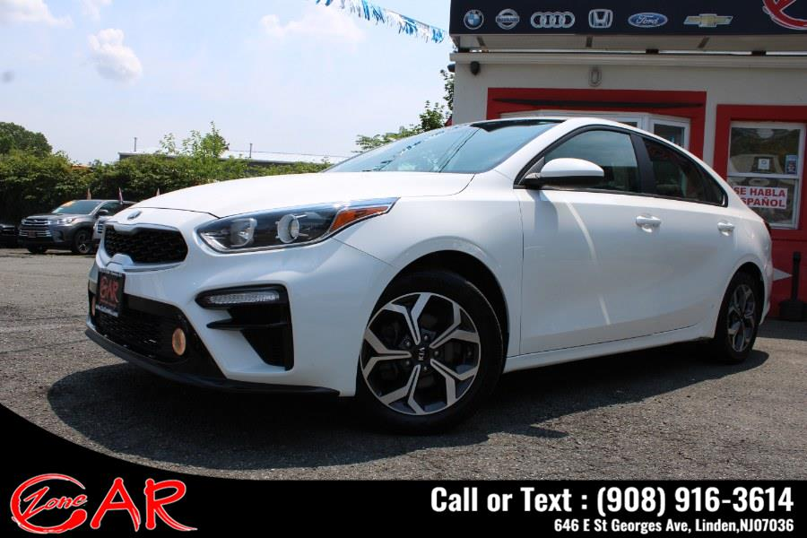 Used Kia Forte LXS IVT 2020 | Car Zone. Linden, New Jersey