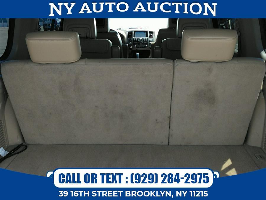 Used Nissan Armada 4WD 4dr Platinum 2015   NY Auto Auction. Brooklyn, New York
