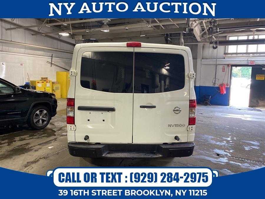 Used Nissan NV Standard Roof 1500 V6 SV 2016   NY Auto Auction. Brooklyn, New York