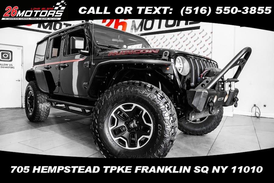 Used Jeep Wrangler Unlimited Rubicon 4x4 2021   26 Motors Corp. Bronx, New York