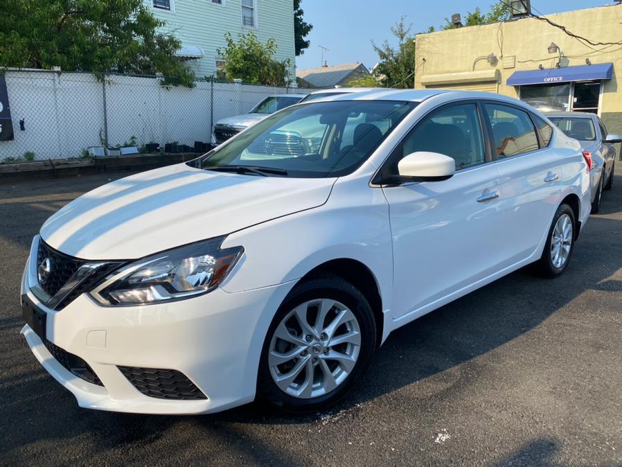 Used 2018 Nissan Sentra in Jamaica, New York | Sunrise Autoland. Jamaica, New York