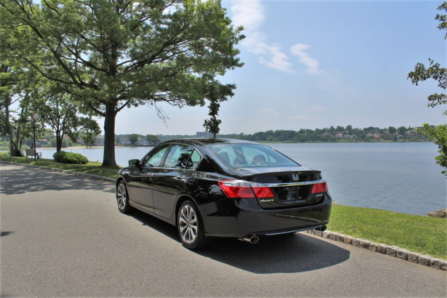 2015 Honda Accord Sedan 4dr I4 Sport, available for sale in Great Neck, NY