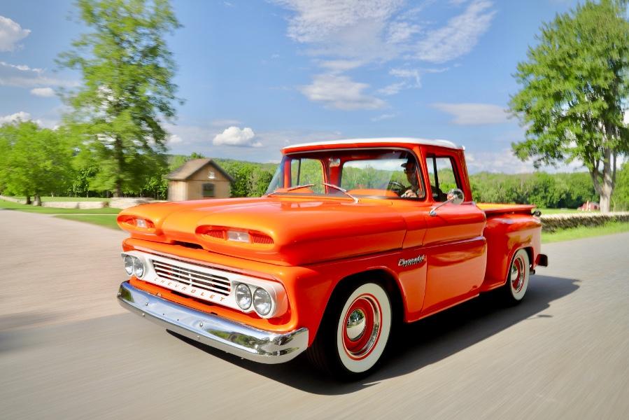 Used 1960 Chevrolet C10 in North Salem, New York | Meccanic Shop North Inc. North Salem, New York