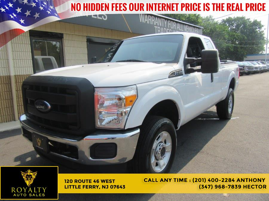 """Used Ford Super Duty F-350 SRW 4WD SuperCab 158"""" XL 2014 