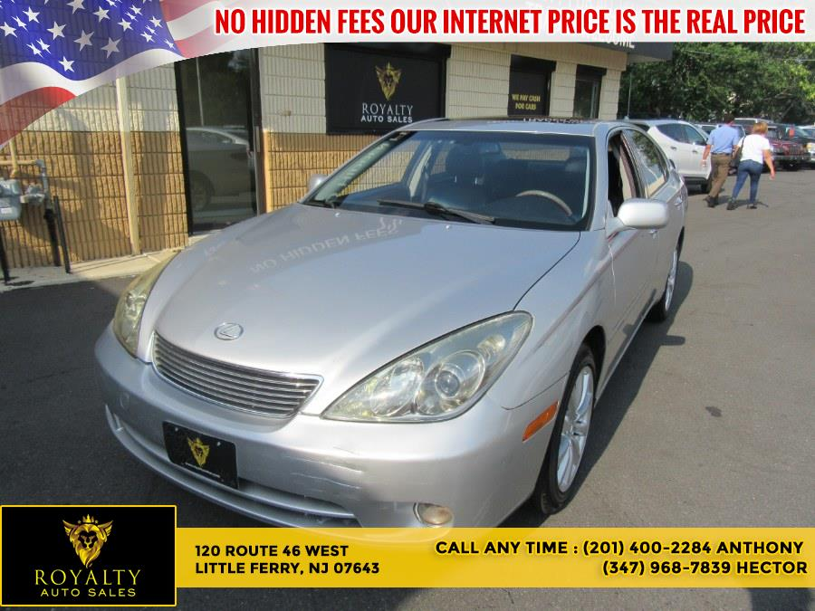 Used Lexus ES 330 4dr Sdn 2005   Royalty Auto Sales. Little Ferry, New Jersey