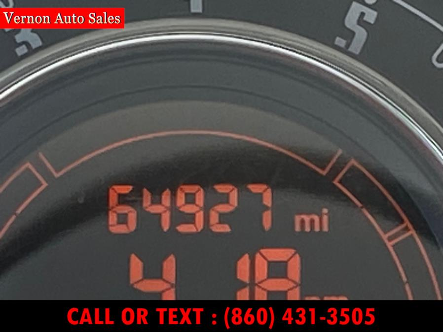 Used FIAT 500c 2dr Conv Pop 2015   Vernon Auto Sale & Service. Manchester, Connecticut