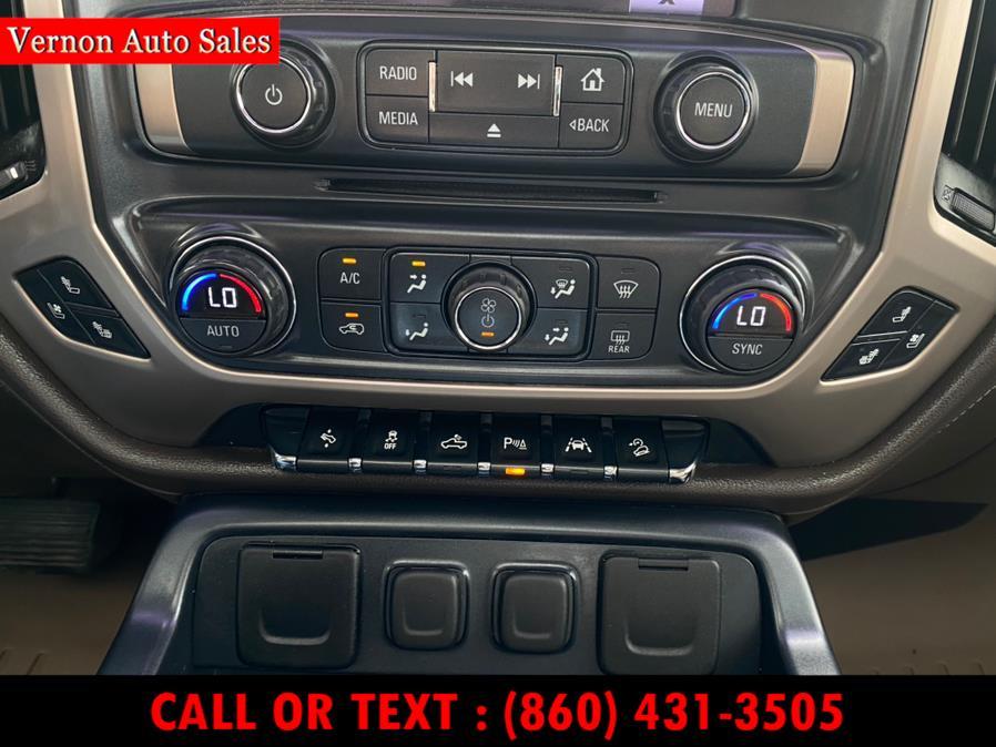"Used GMC Sierra 1500 4WD Crew Cab 143.5"" Denali 2016 | Vernon Auto Sale & Service. Manchester, Connecticut"