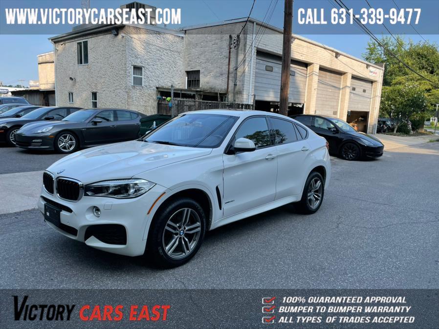 Used BMW X6 xDrive35i Sports Activity Coupe 2017 | Victory Cars East LLC. Huntington, New York