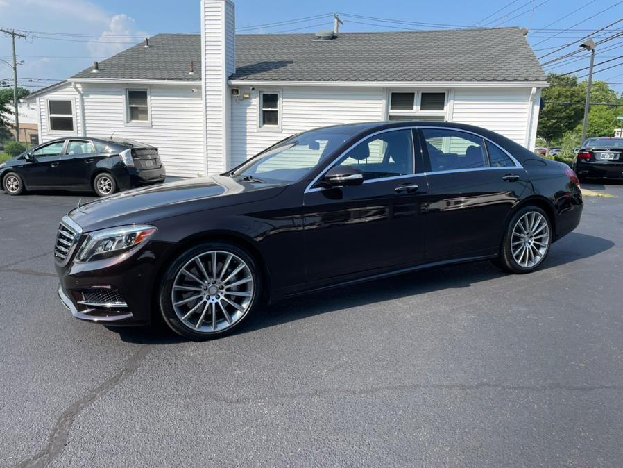 Used 2016 Mercedes-Benz S-Class in Milford, Connecticut   Chip's Auto Sales Inc. Milford, Connecticut