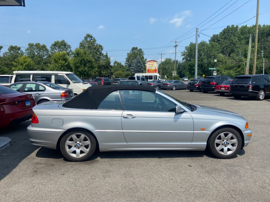 2000 BMW 3-Series 323Ci 2dr Convertible, available for sale in New Milford, CT