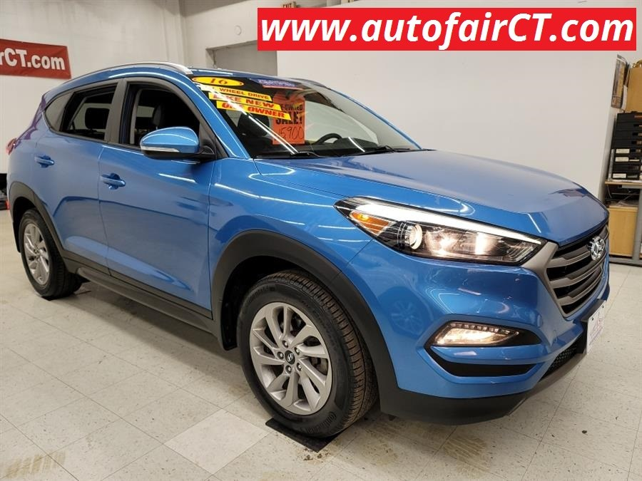 Used 2016 Hyundai Tucson in West Haven, Connecticut