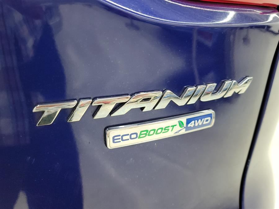 2014 Ford Escape 4WD 4dr Titanium, available for sale in West Haven, CT