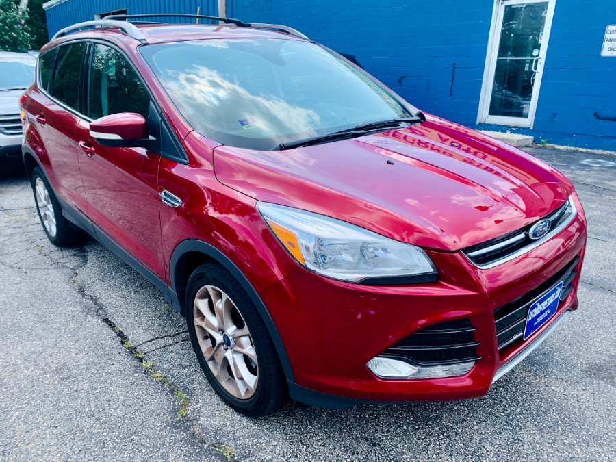 Used Ford Escape 4WD 4dr Titanium 2016 | Second Street Auto Sales Inc. Manchester, New Hampshire