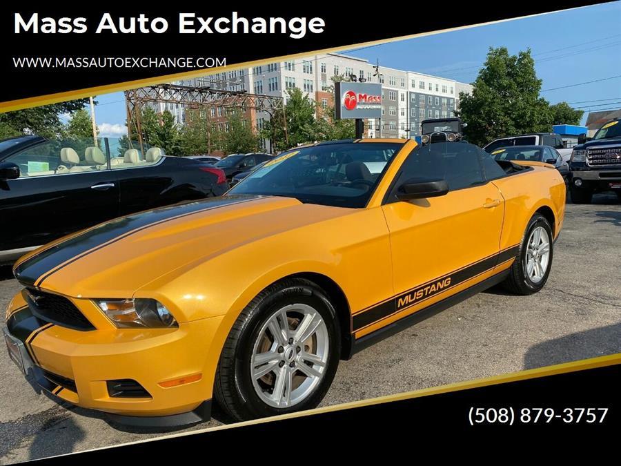 Used 2012 Ford Mustang in Framingham, Massachusetts | Mass Auto Exchange. Framingham, Massachusetts