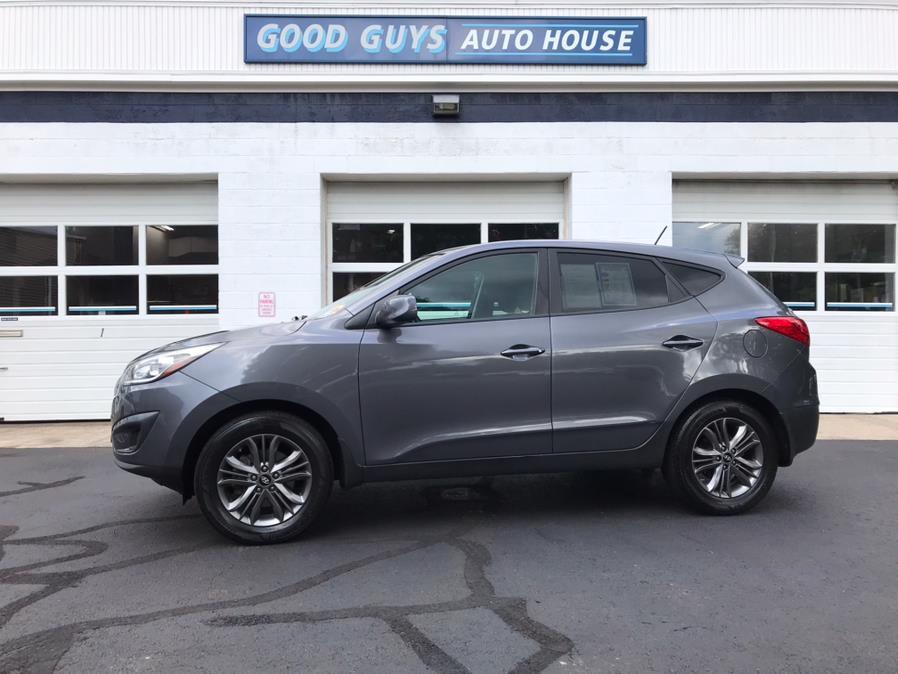 Used 2014 Hyundai Tucson in Southington, Connecticut | Good Guys Auto House. Southington, Connecticut