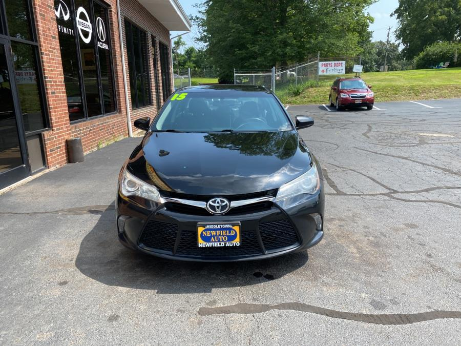 Used Toyota Camry 4dr Sdn I4 Auto XSE (Natl) 2015 | Newfield Auto Sales. Middletown, Connecticut