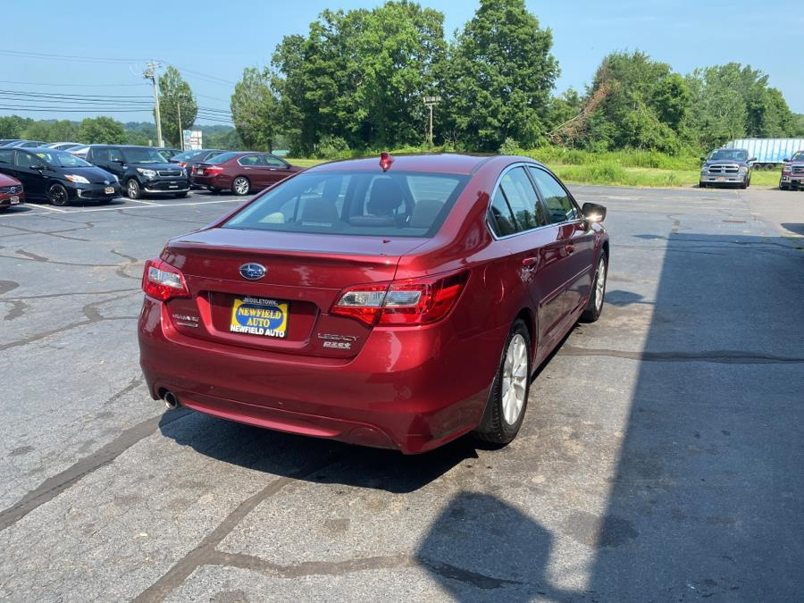 Used Subaru Legacy 4dr Sdn 2.5i Premium PZEV 2016   Newfield Auto Sales. Middletown, Connecticut