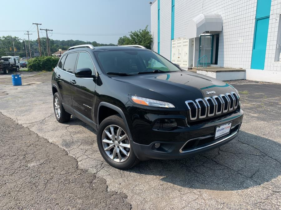 Used Jeep Cherokee Limited 4x4 2018   Dealertown Auto Wholesalers. Milford, Connecticut