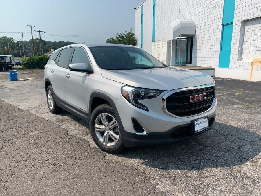 Used GMC Terrain AWD 4dr SLE 2018   Dealertown Auto Wholesalers. Milford, Connecticut