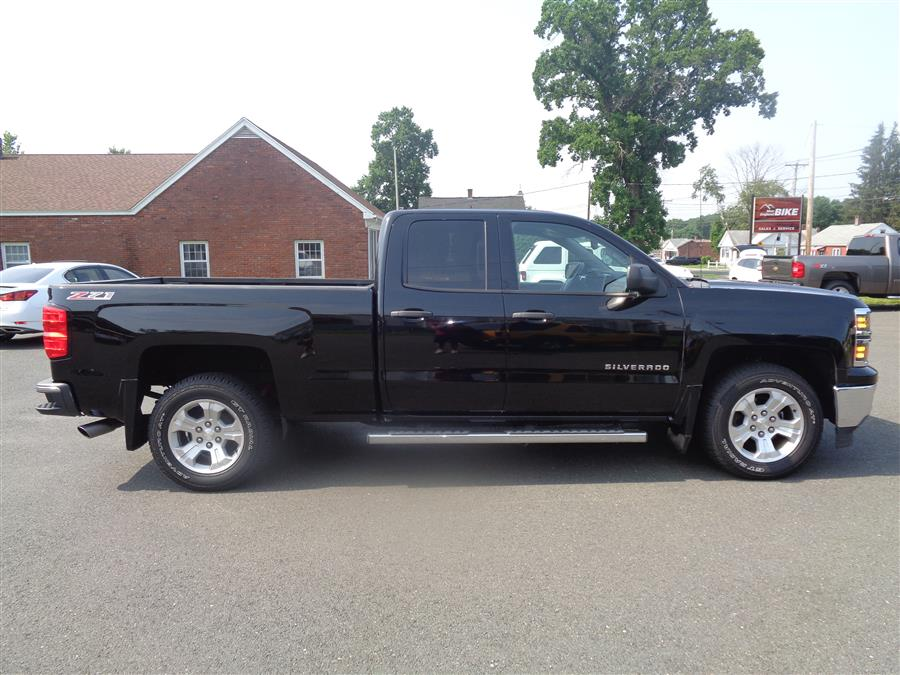 """Used Chevrolet Silverado 1500 4WD Double Cab 143.5"""" LT w/2LT 2014 