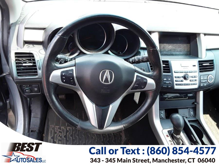 Used Acura RDX AWD 4dr 2007 | Best Auto Sales LLC. Manchester, Connecticut
