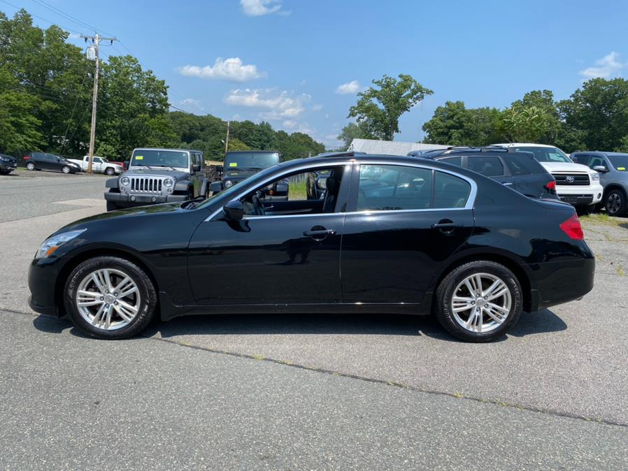 Used Infiniti G37 Sedan 4dr x AWD 2011 | New Beginning Auto Service Inc . Ashland , Massachusetts