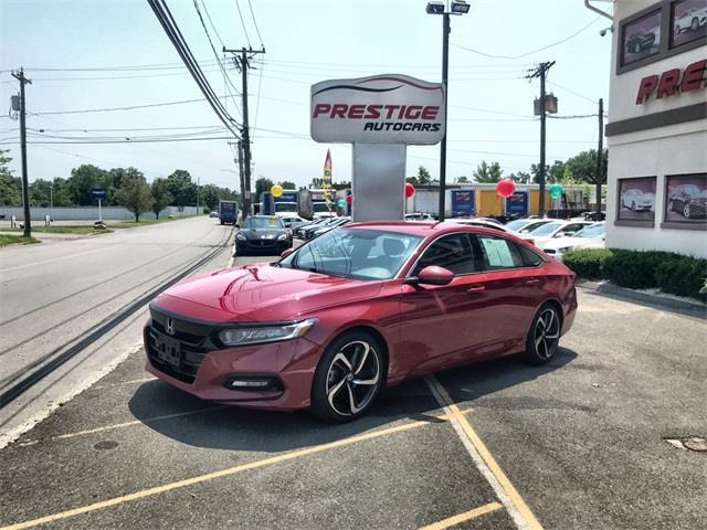Used Honda Accord Sport 2018 | Prestige Auto Cars LLC. New Britain, Connecticut