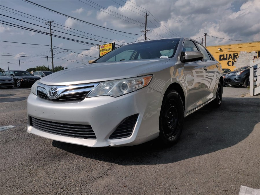 Used Toyota Camry 4dr Sdn I4 Auto LE *Ltd Avail* 2014   Temple Hills Used Car. Temple Hills, Maryland