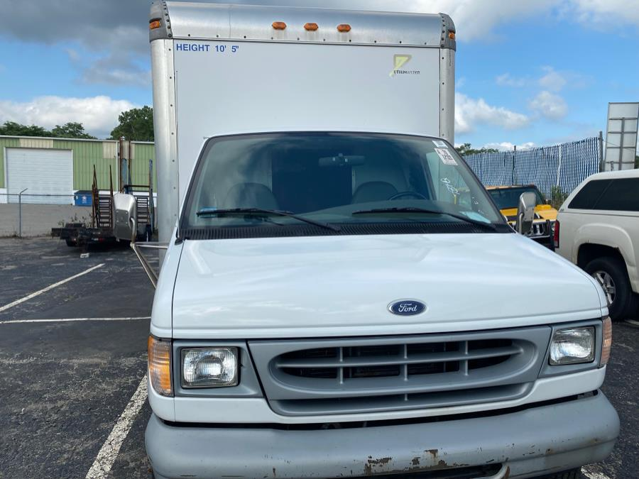 """Used Ford Econoline Commercial Cutaway 138"""" WB DRW 1998 