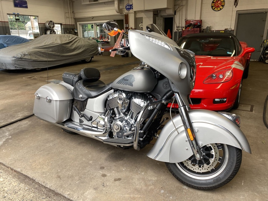 Used 2016 INDIAN CHIEFTAIN in Milford, Connecticut | Village Auto Sales. Milford, Connecticut