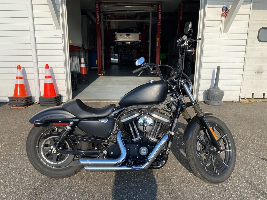 Used 2020 Harley Davidson Sportster Iron in Milford, Connecticut | Village Auto Sales. Milford, Connecticut