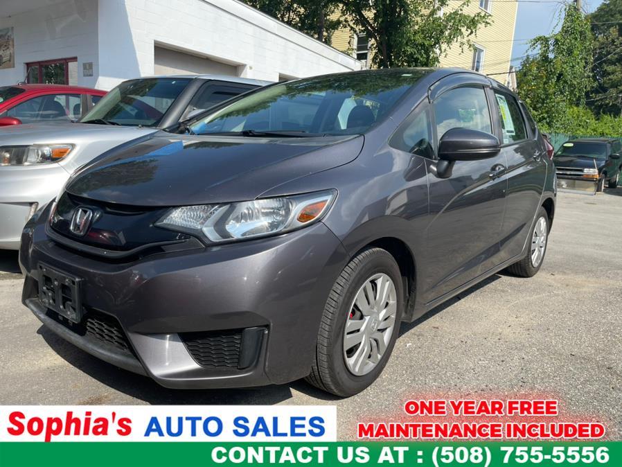 Used 2015 Honda Fit in Worcester, Massachusetts | Sophia's Auto Sales Inc. Worcester, Massachusetts