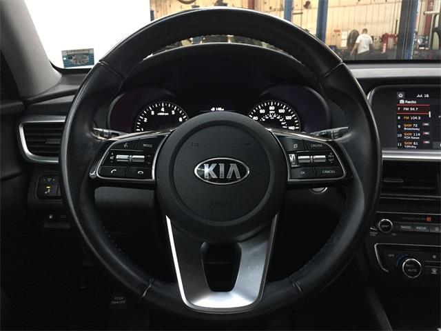 Used Kia Optima S 2019 | Eastchester Motor Cars. Bronx, New York