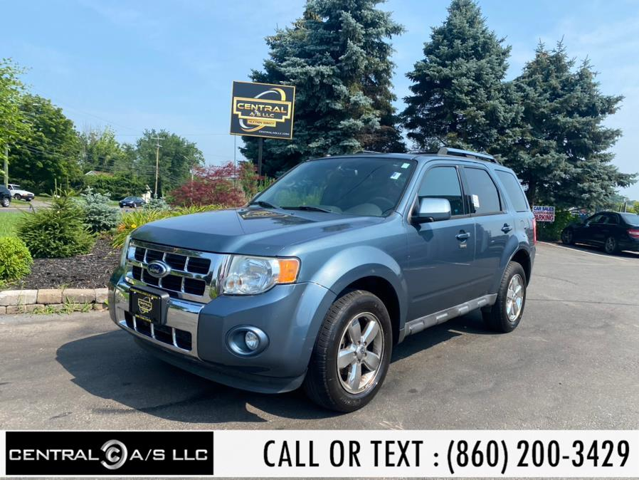 Used Ford Escape 4WD 4dr Limited 2011 | Central A/S LLC. East Windsor, Connecticut