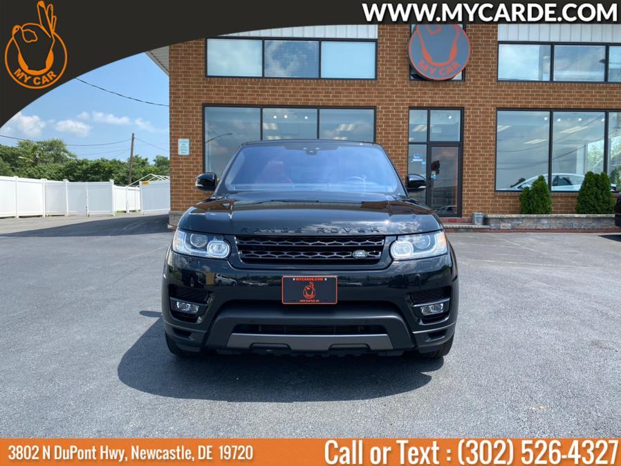 Used 2017 Land Rover Range Rover Sport in Newcastle, Delaware | My Car. Newcastle, Delaware