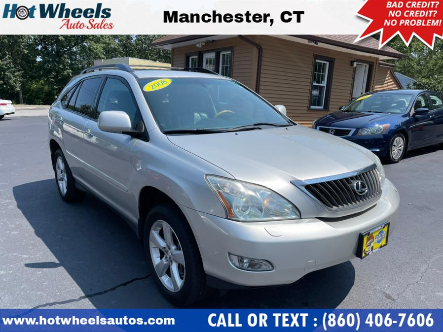 Used 2008 Lexus RX 350 in Manchester, Connecticut | Hot Wheels Auto Sales LLC. Manchester, Connecticut