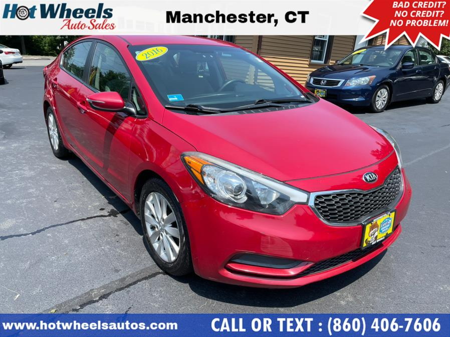Used 2016 Kia Forte in Manchester, Connecticut | Hot Wheels Auto Sales LLC. Manchester, Connecticut