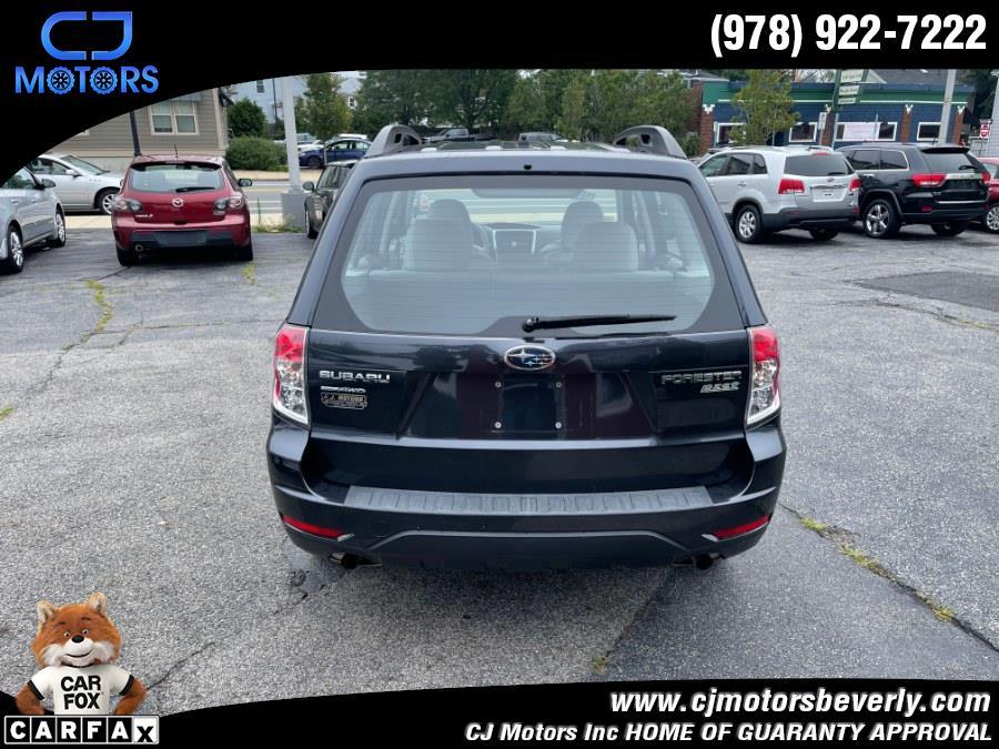 Used Subaru Forester 4dr Auto 2.5X 2012 | CJ Motors Inc. Beverly, Massachusetts