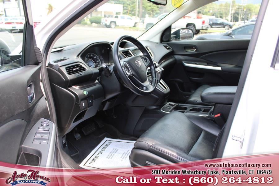 Used Honda CR-V AWD 5dr EX-L w/Navi 2015   Auto House of Luxury. Plantsville, Connecticut