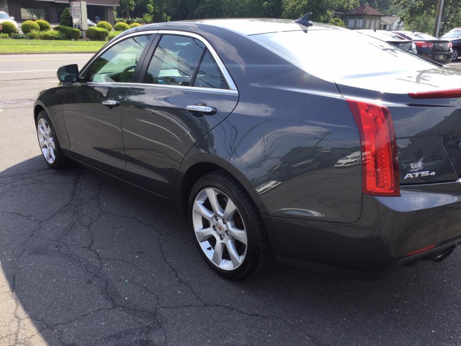 Used Cadillac ATS 4dr Sdn 2.0L Standard AWD 2014   L&S Automotive LLC. Plantsville, Connecticut