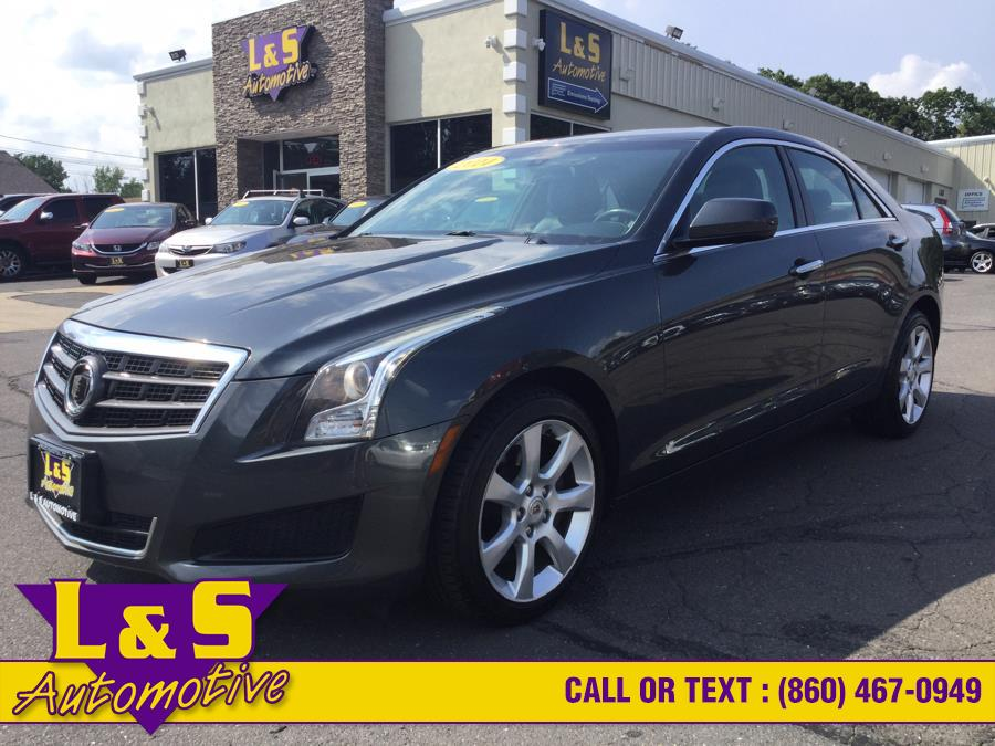 Used 2014 Cadillac ATS in Plantsville, Connecticut | L&S Automotive LLC. Plantsville, Connecticut