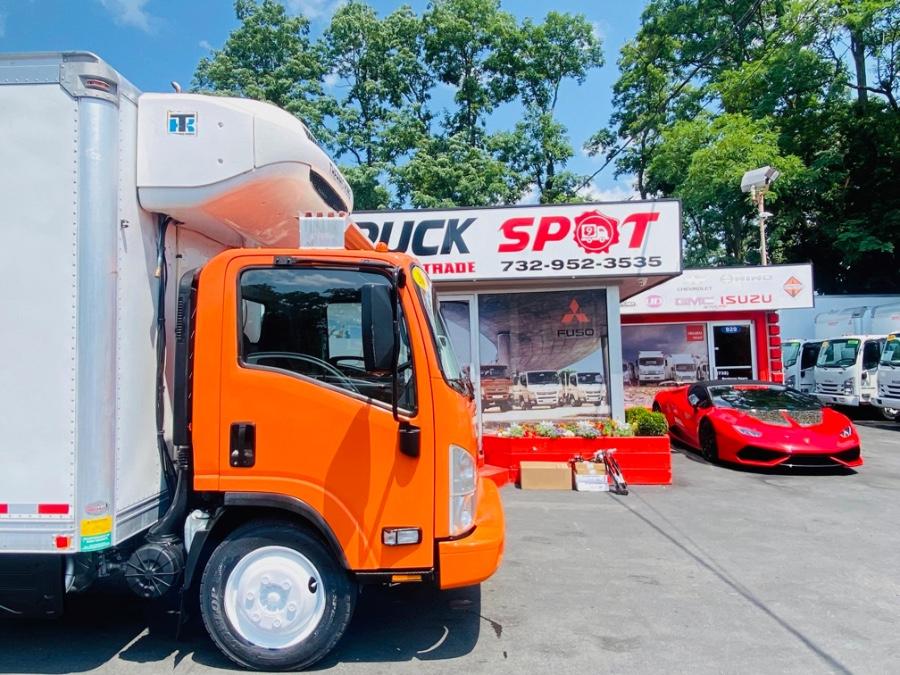 Used Isuzu NQR DSL REG AT 20 FEET THERMO KING T880S + NO CDL 2013 | NJ Truck Spot. South Amboy, New Jersey