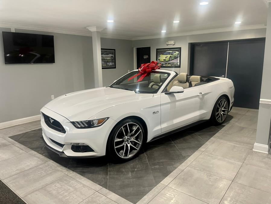 Used Ford Mustang 2dr Conv GT Premium 2015 | Mike And Tony Auto Sales, Inc. South Windsor, Connecticut