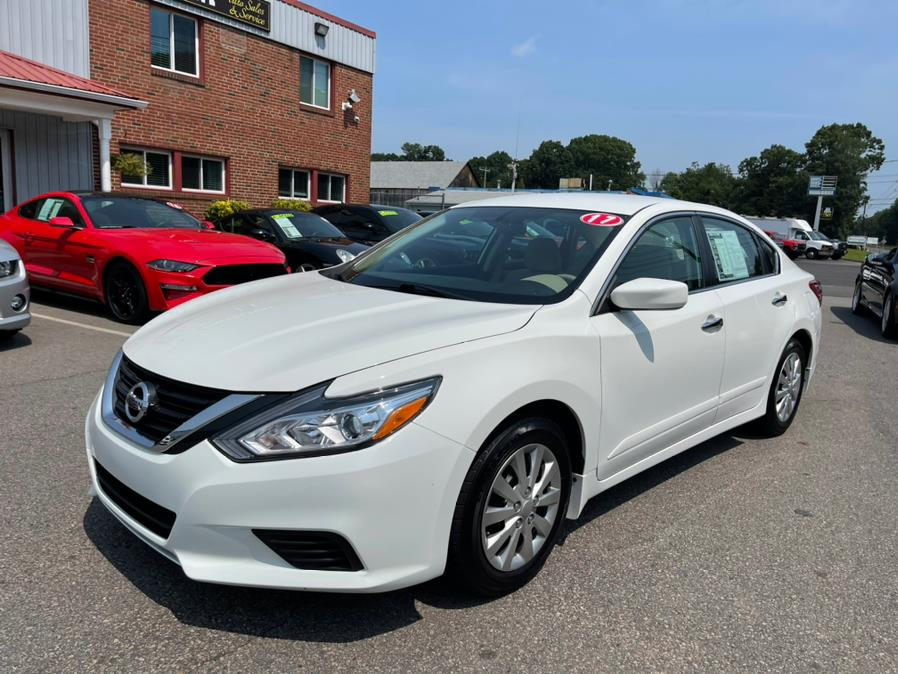 Used Nissan Altima 2017.5 2.5 S Sedan 2017   Mike And Tony Auto Sales, Inc. South Windsor, Connecticut